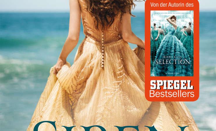 """Das Buchcover von """"Siren"""" zeigt eine junge Frau von hinten, die vor dem Meer steht."""