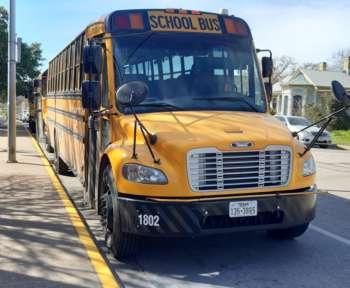 Ein Schulbus